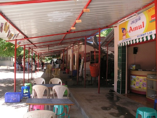 Amul Parlour at Shopping Complex, NIT Trichy