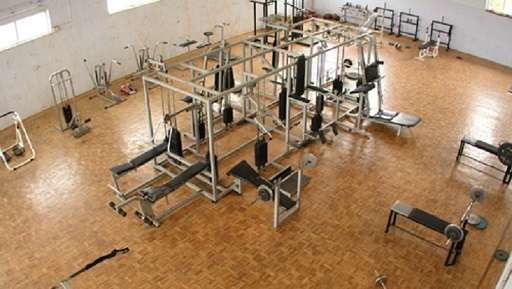 Fitness Center, NIT Trichy