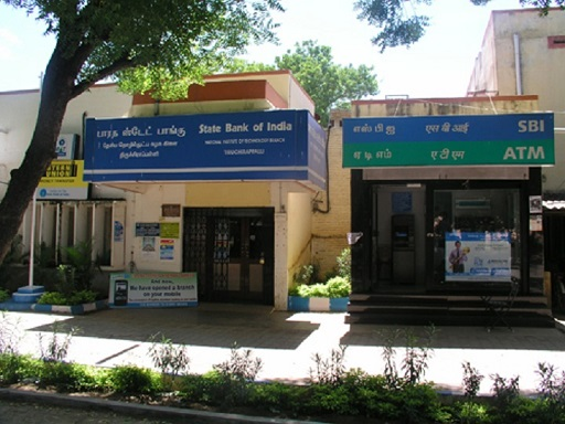 SBI at Shopping Complex, NIT Trichy