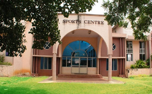 Sports Center, NIT Trichy